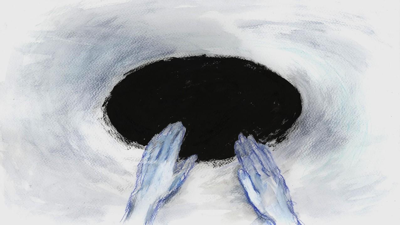 hålet till underjorden