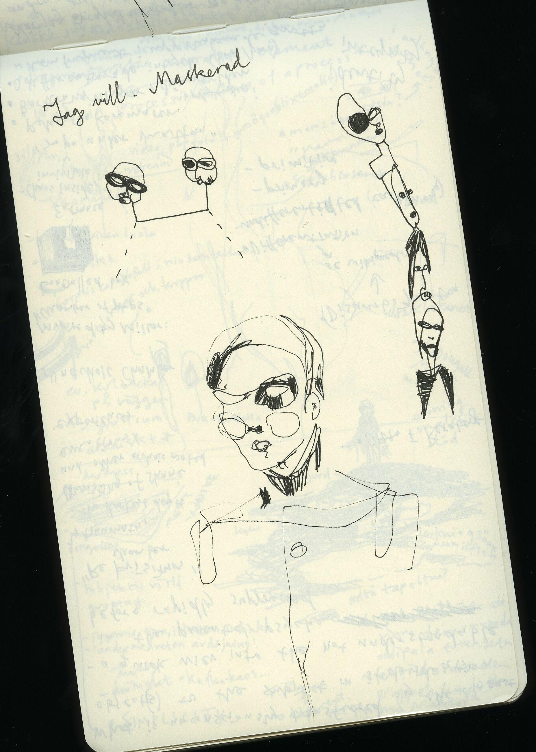teckningar 1